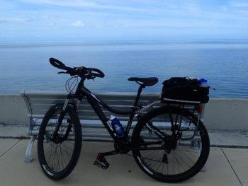 Biking Key West