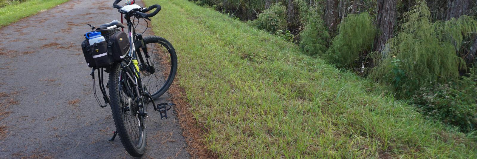 Bikes on the Coast to Coast Volusia