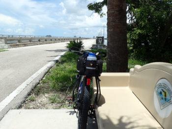 Overseas Heritage Trail rest stop