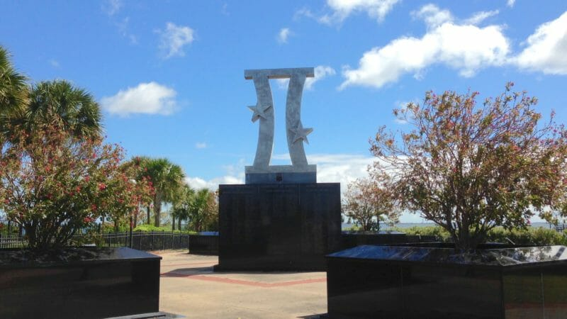 Project Gemini Monument Titusville