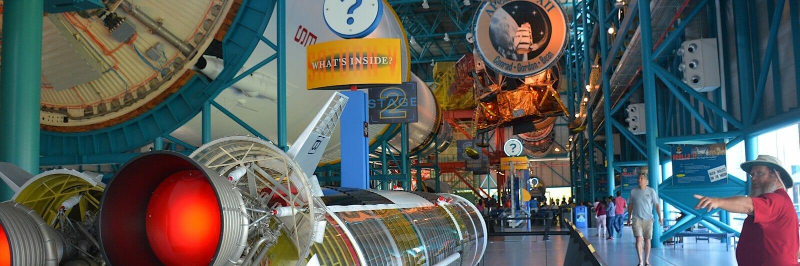 KSC Saturn V