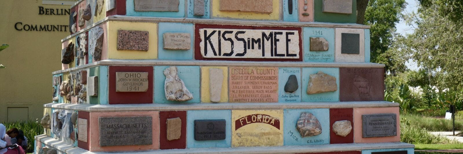Kissimmee Monument of States