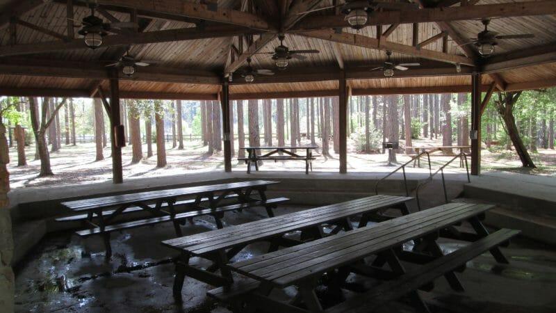 Sand Pond Pavilion
