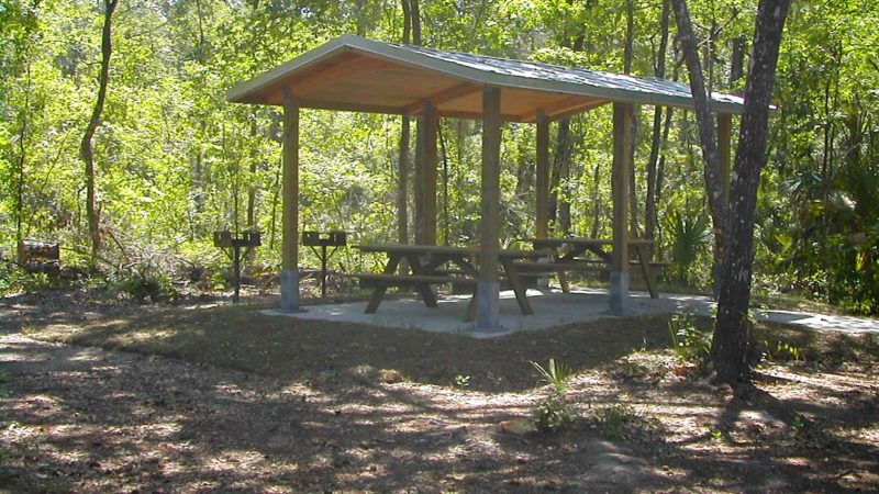 Chacala Trail campsite
