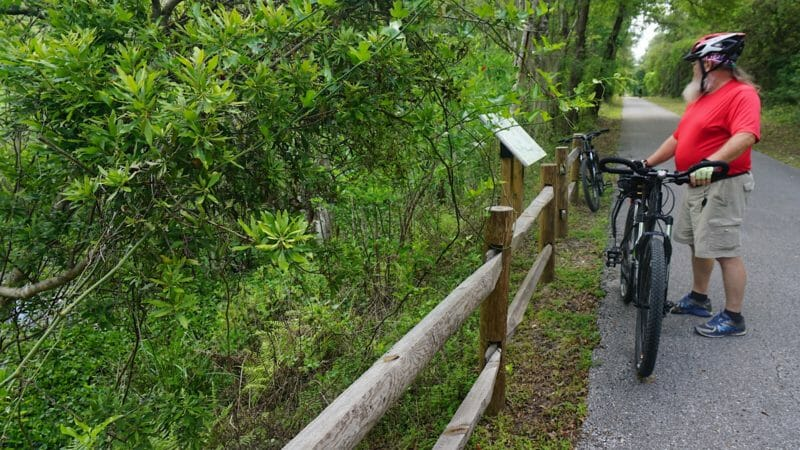 Gainesville-Hawthorne State Trail
