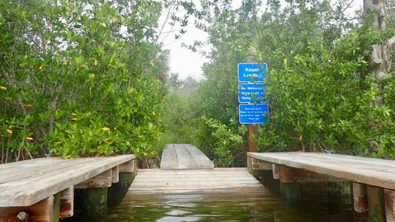 Kayak ramp Thousand Islands