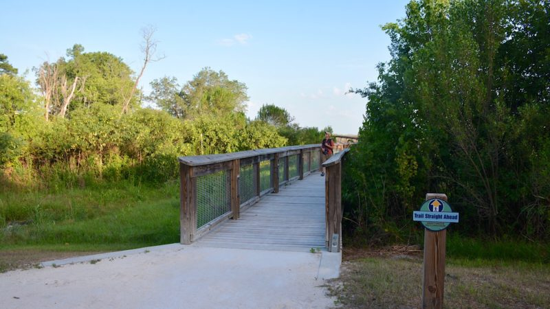 Sweetwater Wetlands Park Gainesville