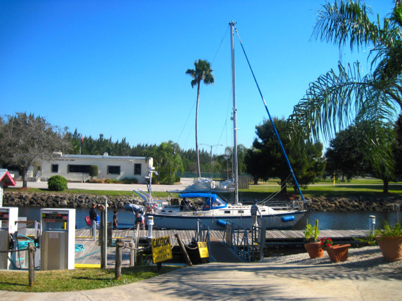 Clewiston Canal