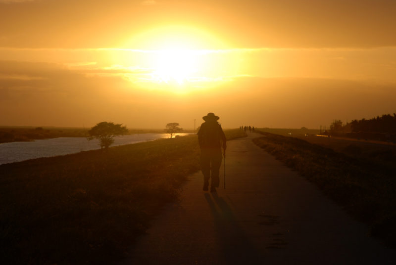 Florida Trail Clewiston sunrise