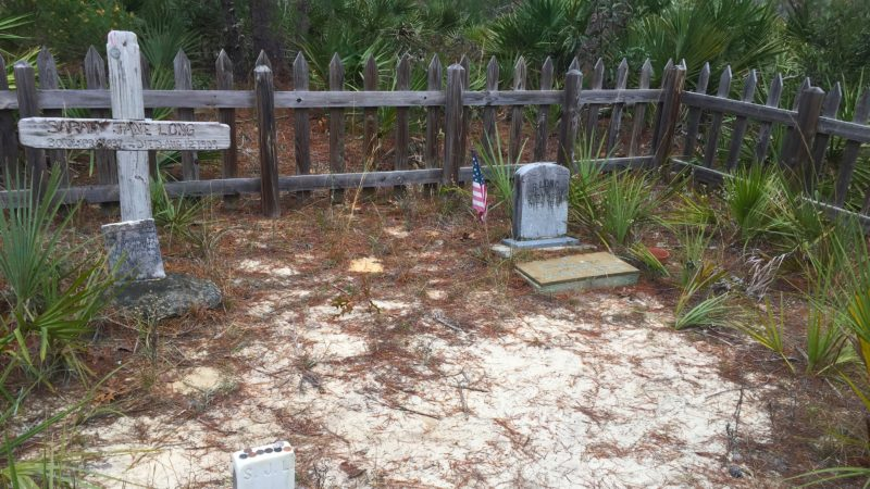 Yearling Trail Long Cemetery