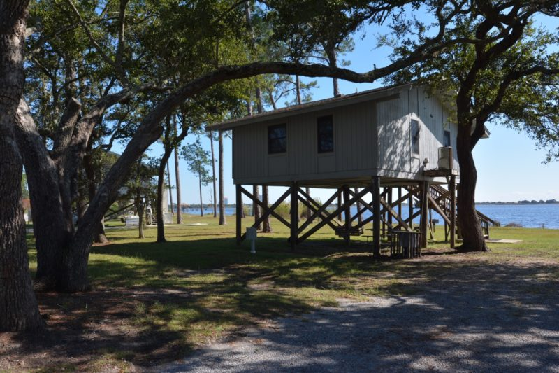 Lakeside Cabins, Gulf State Park