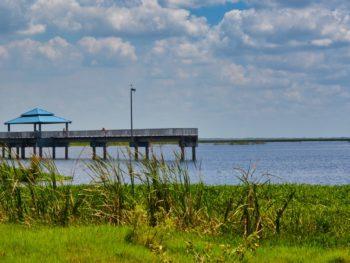 Okeechobee Pier