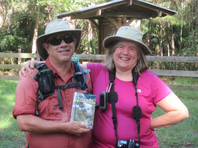 Me and Paul with Five Star Hikes Orlando