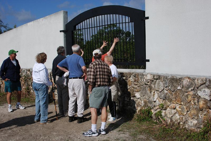 Atop the Land Bridge, 2007 (Diane Dammiller)