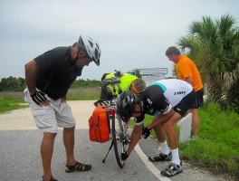 North Merritt Island by Bike