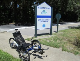 Riding Spring-to-Spring and the Seminole-Wekiva Trail