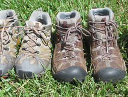 Hiking boots for Florida?