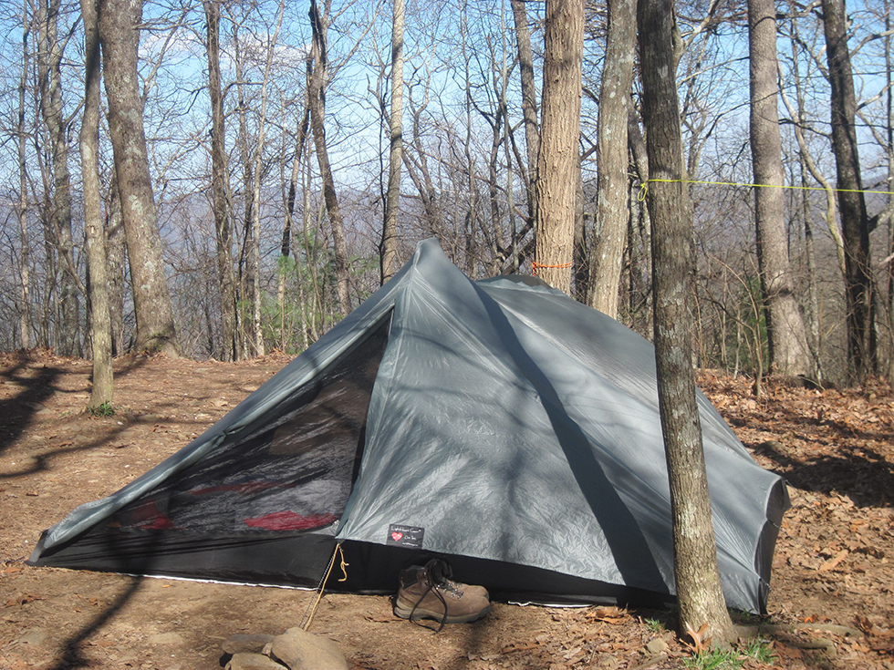 My vision of camping